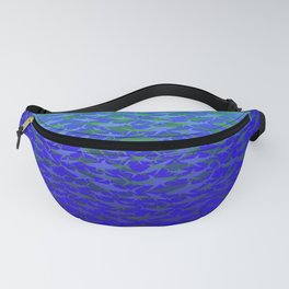 Sharks In Deep Water. Fanny Pack