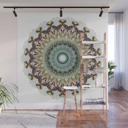 Mandala Life Abstract Wall Mural