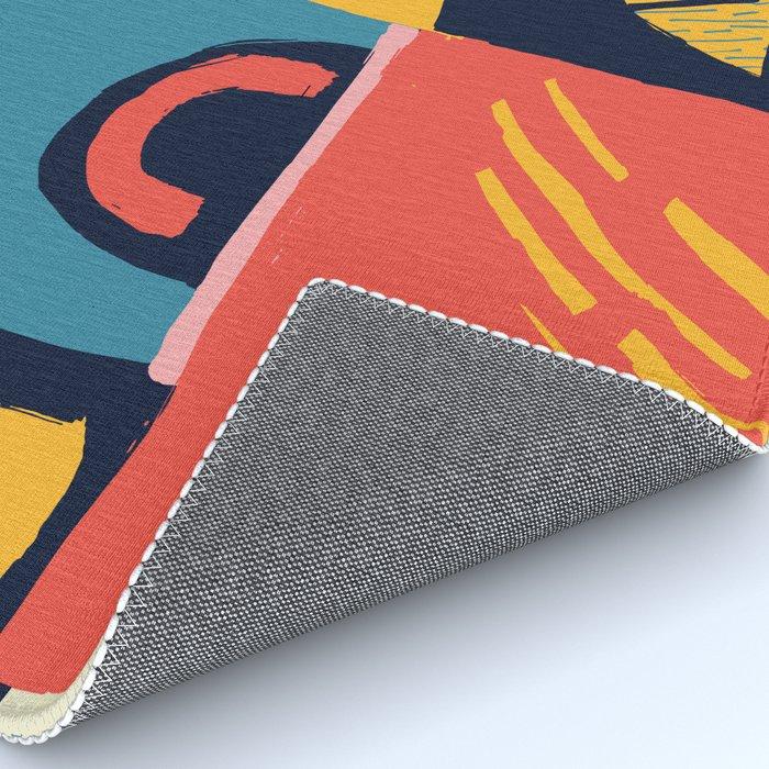 Suns Scandinavian Design Rug