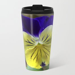 Vivid Viola Metal Travel Mug