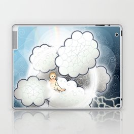 Air Baby Laptop & iPad Skin