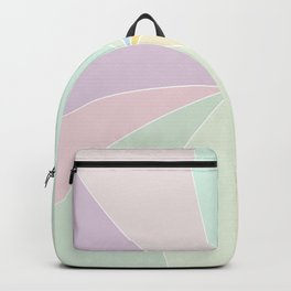 MarshMallow Pastel Shades Backpack