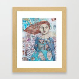 Beseesch Framed Art Print