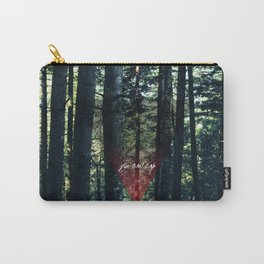 Trip Away Into the wild Carry-All Pouch