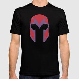 Magneto Helmet T-shirt