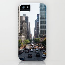 59th & 2nd Ave iPhone Case