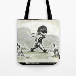 Horace, quietly wandering Tote Bag