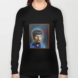 Mirror Mirror Spock Long Sleeve T-shirt