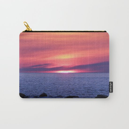 Painted By Nature Carry-All Pouch