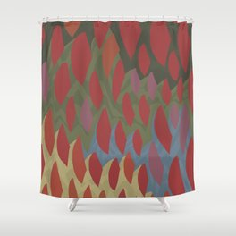 Spotted Sunfish Shower Curtain