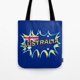 Australia Tote Bag