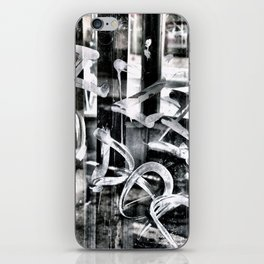 Gritty Philly iPhone Skin