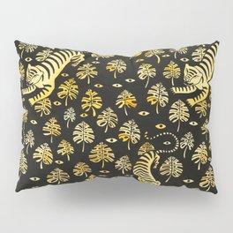 Tiger jungle animal pattern Pillow Sham