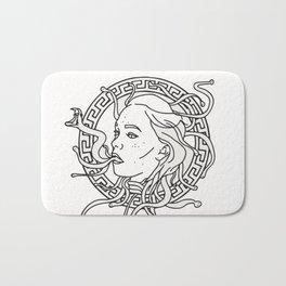 Annie Medusa Bath Mat