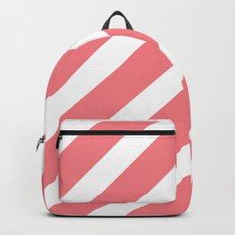 Modern Line Pattern Art Backpack