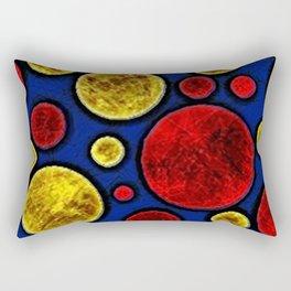 Batiki Orbs Rectangular Pillow