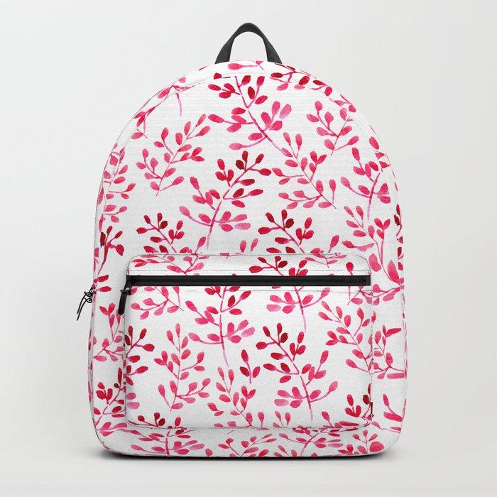 Ramitas red Backpack