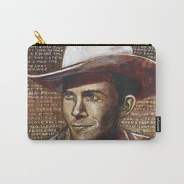 Just Another Guy on a Lost Highway Carry-All Pouch