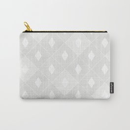 Harlequins - Ghost White Carry-All Pouch