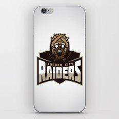 Tusken City Raiders iPhone & iPod Skin
