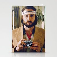 tenenbaum Stationery Cards featuring Richie Tenenbaum by VAGABOND