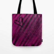 Heart Beat Tote Bag
