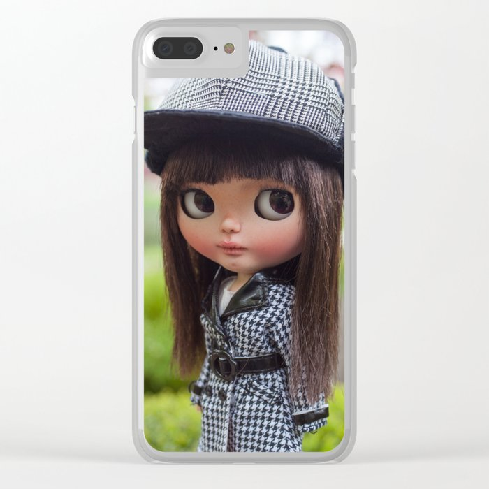 Aya at Kyoto Gardens Clear iPhone Case