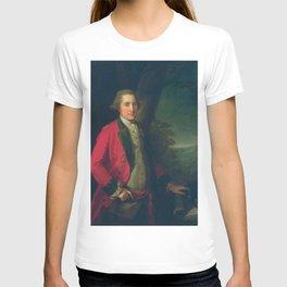 Angelica Kauffmann - Portrait of Lieutenant General James Cuninghame T-shirt