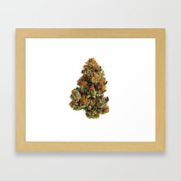 Sour OG Framed Art Print