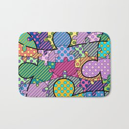 Very Puzzled 1 Bath Mat