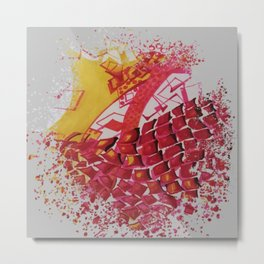 Colored dream Metal Print