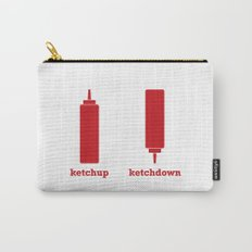 Ketchup-Ketchdown Carry-All Pouch