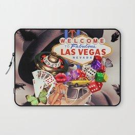 Las Vegas Maniac Laptop Sleeve