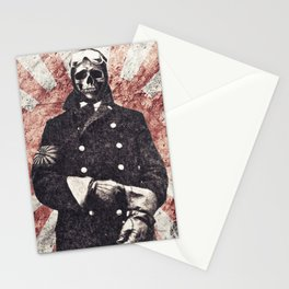 Old kamikaze Stationery Cards