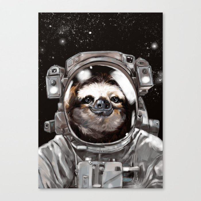 sloth astronaut picture - 700×700