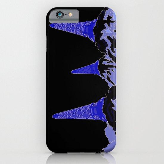 Mountain Top Ice Cream iPhone & iPod Case