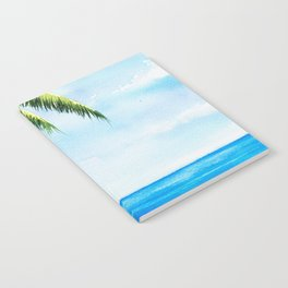 Sea scenery #5 Notebook