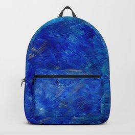 I've got the blues. Backpack