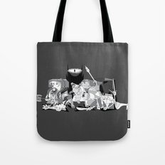 Picture of the Rings Tote Bag