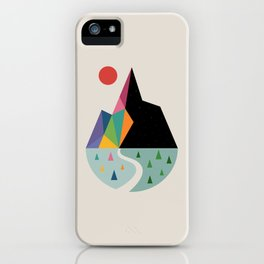 Bright Side iPhone Case