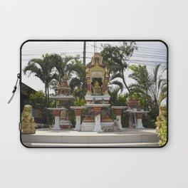 Bangkok Shrine Laptop Sleeve