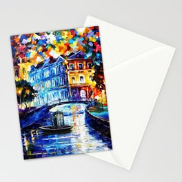 Tradis Art On The River Way Stationery Cards
