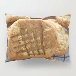 Peanut Butter Cookie Pillow Sham