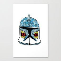 celtic clone trooper Canvas Print