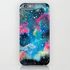 Watercolor Galaxy Slim Case iPhone 6s