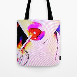 Cybernetic Sugar Tote Bag