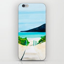Hello Paradise iPhone Skin