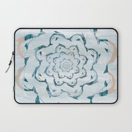 Dance of the dolphins Laptop Sleeve