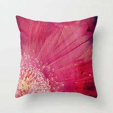 Red 2 Blues Song Throw Pillow