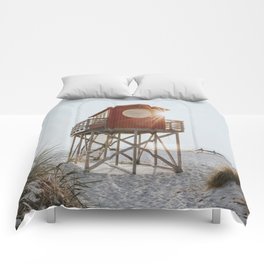 Summer at the beach - Landscape and Nature Photography Comforters